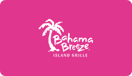 Bahama Breeze - $10