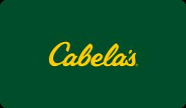 Cabela's - $10
