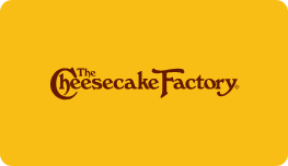 The Cheesecake Factory - $10