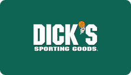 Dick's Sporting Goods - $10