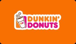 Dunkin' Donuts - $5