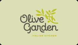 Olive Garden - $10