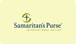 Samaritan's Purse - $10 Donation