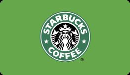 Starbucks - $5