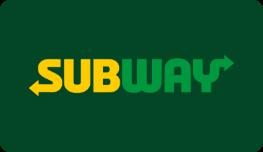 Subway - $10