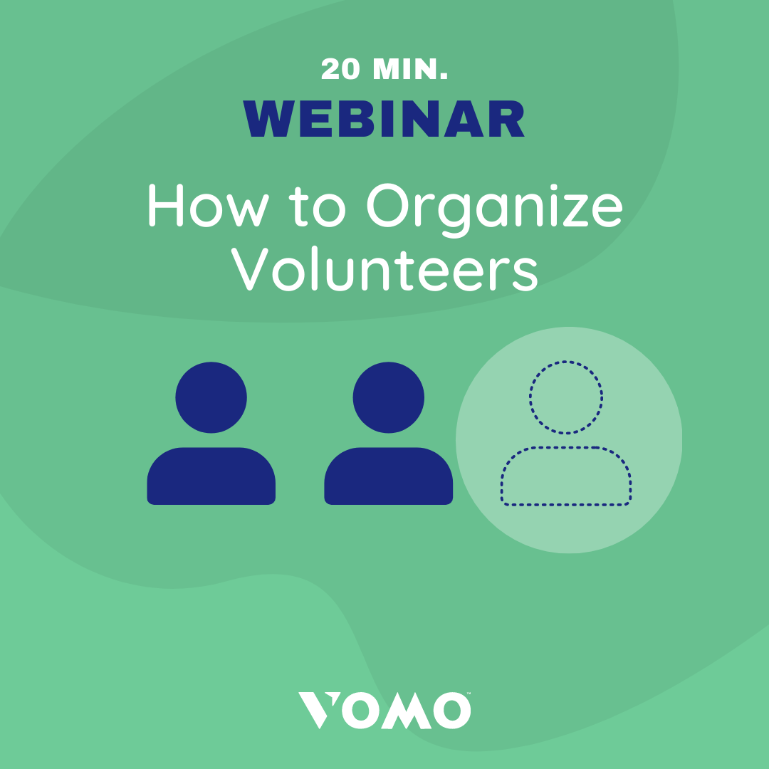 VOMO Volunteer organization