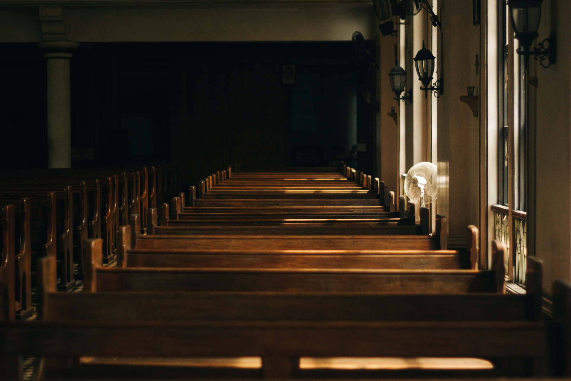 Church volunteer opportunities and engagement