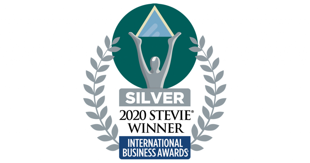 Silver Stevie Award from International Business Awards