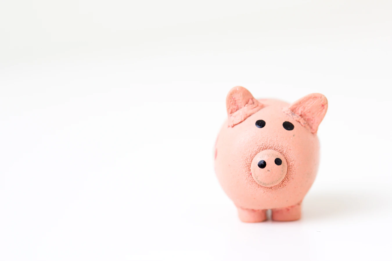 piggy bank to illustrate virtual fundraising