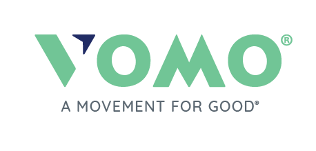 VOMO Volunteer Management Logo