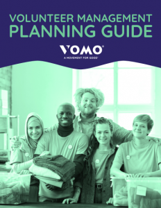 Volunteer Management Planning Guide
