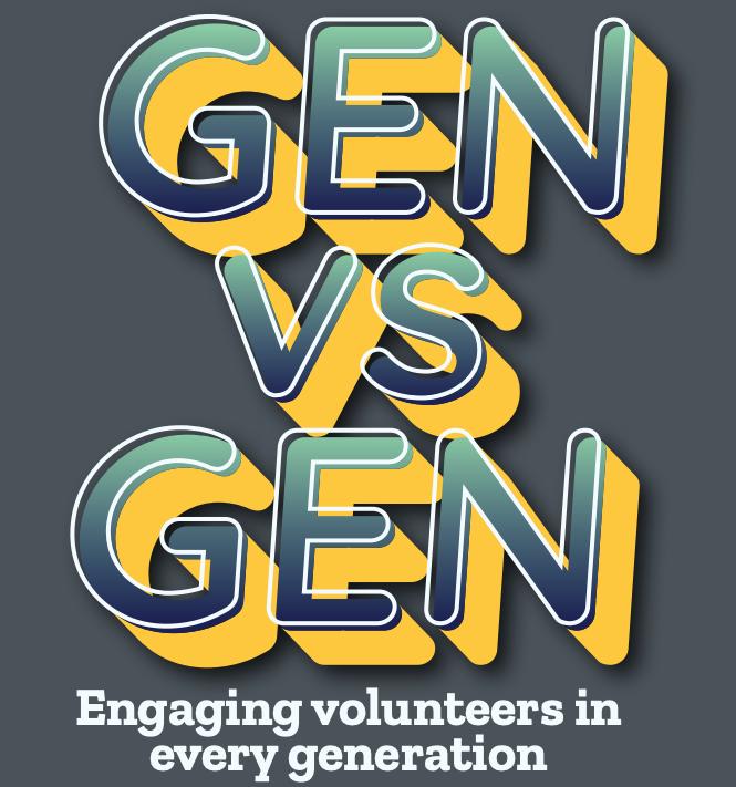 generational volunteer insights