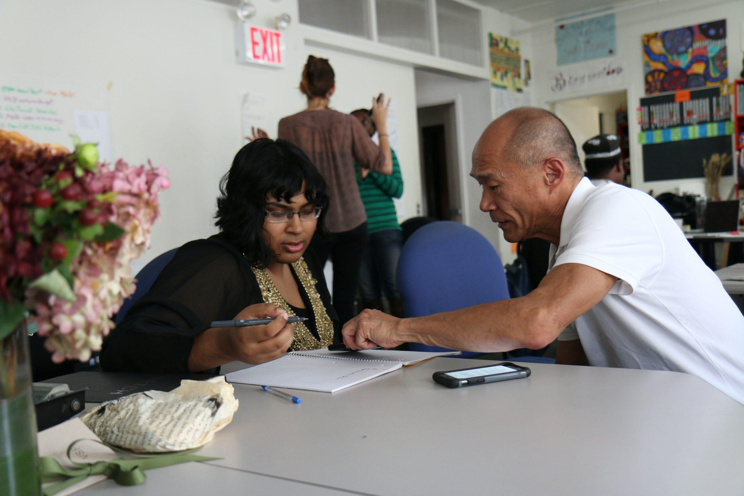 Developing a better mentoring program