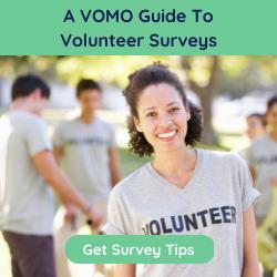 volunteer survey tips