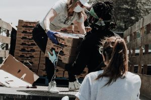 Volunteering faith into action